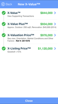 Calculating X-Listing Price on Agent Connect: Part 3